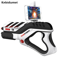 Kebidumei Bluetooth 4.4 AR Game Gun AR-Gun VR AR Toy Game Gun Controllers for 3D AR Games for for iPhone Android Wholesale(China)