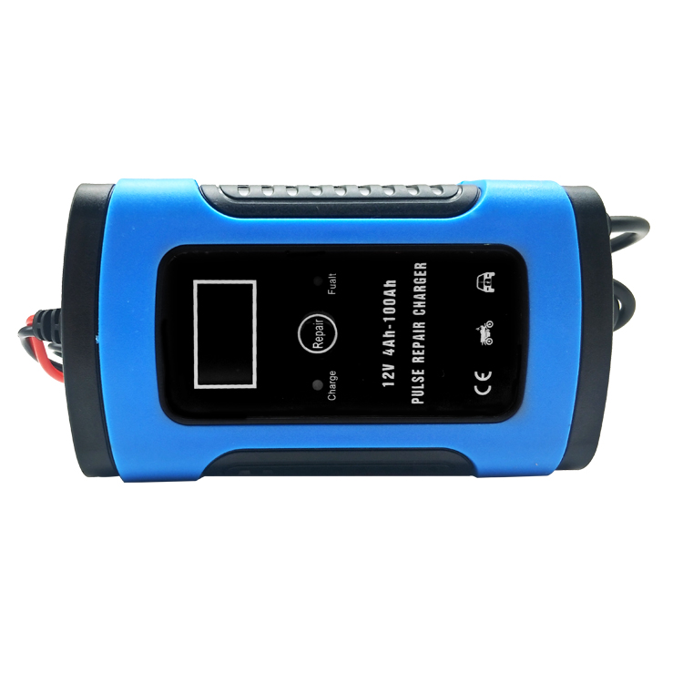 Image 5 - 12V 6A Automatic Charging Motorcycle Car Battery Charger 12v Intelligent Repair Type For Lead Acid Storage Charger-in Battery Charging Units from Automobiles & Motorcycles