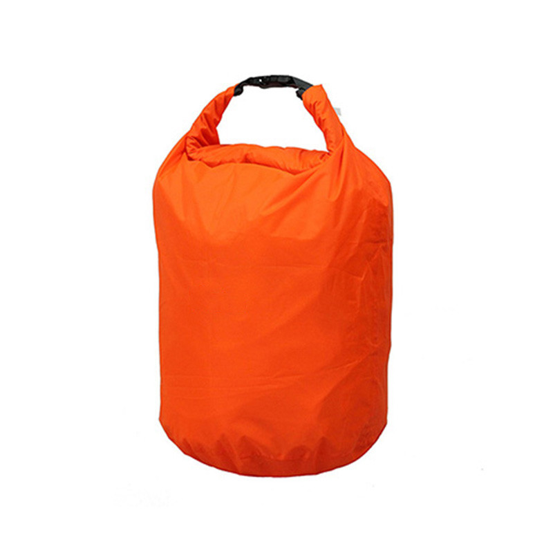 Portable 20L Outdoor Swimming Waterproof Bag Camping Rafting Storage Dry Bag with Adjustable Strap Hook