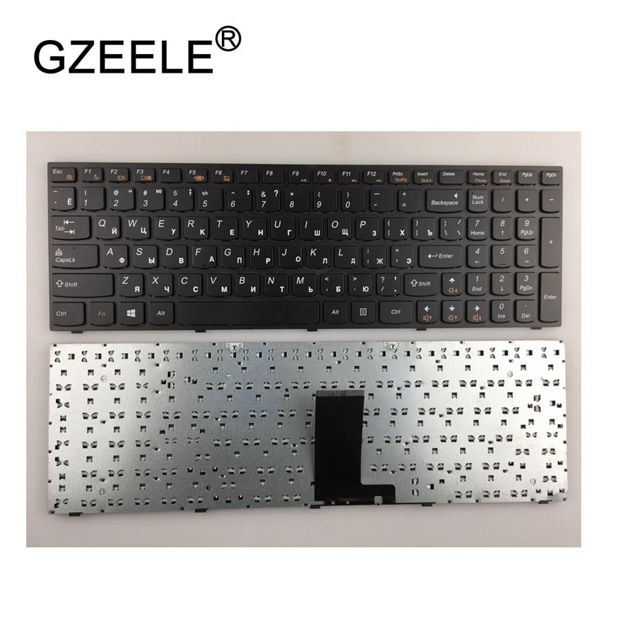 Русская клавиатура с рамкой для ноутбука Lenovo b5400 m5400 m5400a b5400 b5400a