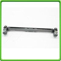 CNC Handlebar Crossbar Handle Bar Cross Brace Clamp Kit For 2013 2014 2015 BMW R1200GS R1200 GSA ADV Adventure Water Cooled Gray