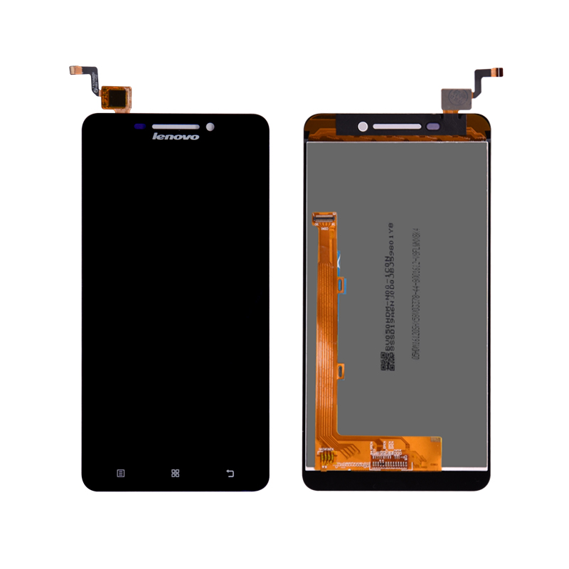 Tested Original 5.0 inch For Lenovo A5000 LCD Display with Touch Screen Digitizer Assembly free shipping