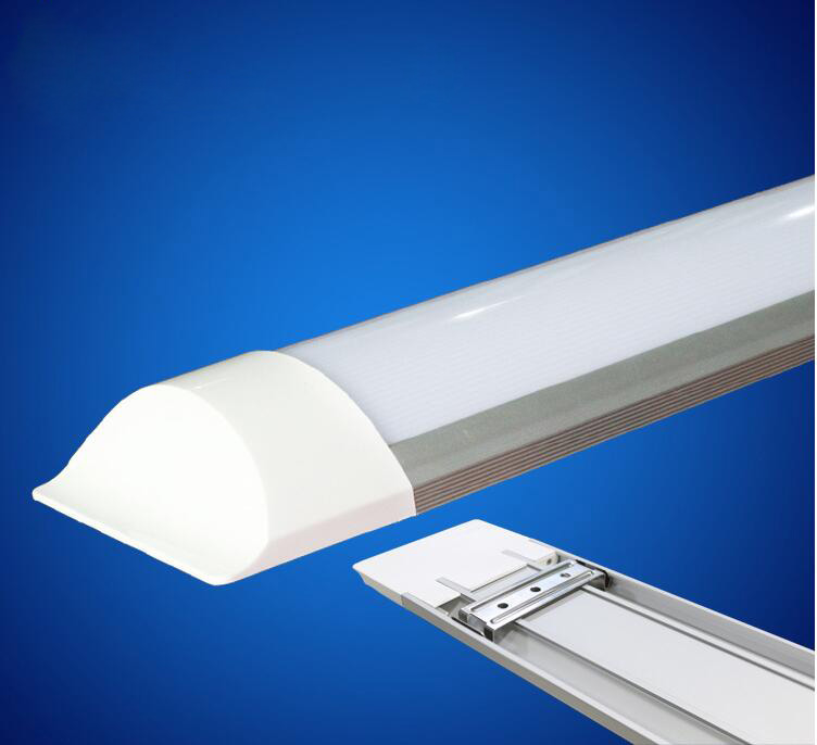 Free Shipping Led Tri Proof Light Batten Tube 4ft 36w