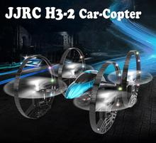 F11582/3 JJRC H3-2 4ch 6-Axle RC Drone Double Gravity Sensor FPV Quadcopter Car-Copter With 2.0mp HD Camera