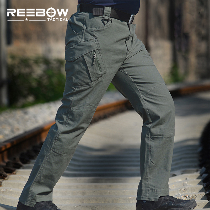 Urban Tactical Outdoor Pants IX9 Men Military Army Combat Assault SWAT Training Army Trousers Hiking Camping Sports Shooting ganyanr brand military tactical cargo outdoor long pants men army training cotton hunting hiking outdoors sports trousers solid