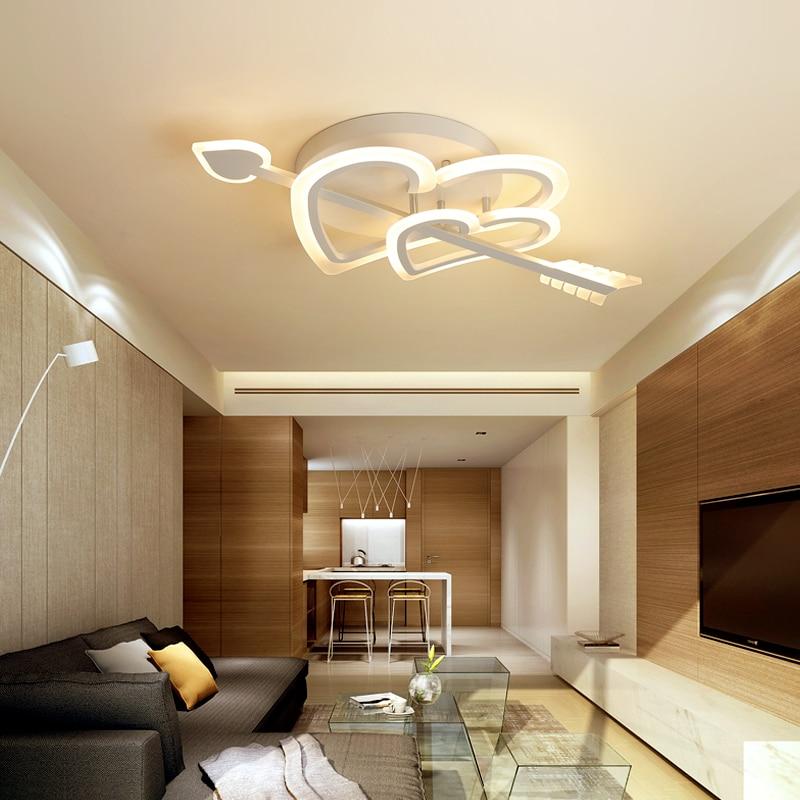 Love Design Modern led Ceiling Lights for living bedroom ...