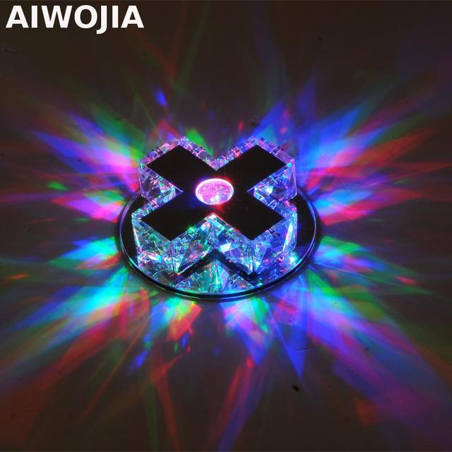 Neue Deckenventilator Kristall Kronleuchter Kürbis Form 12 CM LED  Deckenleuchten Leuchten Lüster De Sala Led