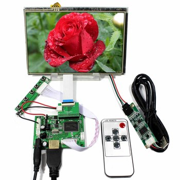 7inch Touch LCD Screen 1280x800 HSD070PWW1-C00 With HDMI Board For Raspberry Pi