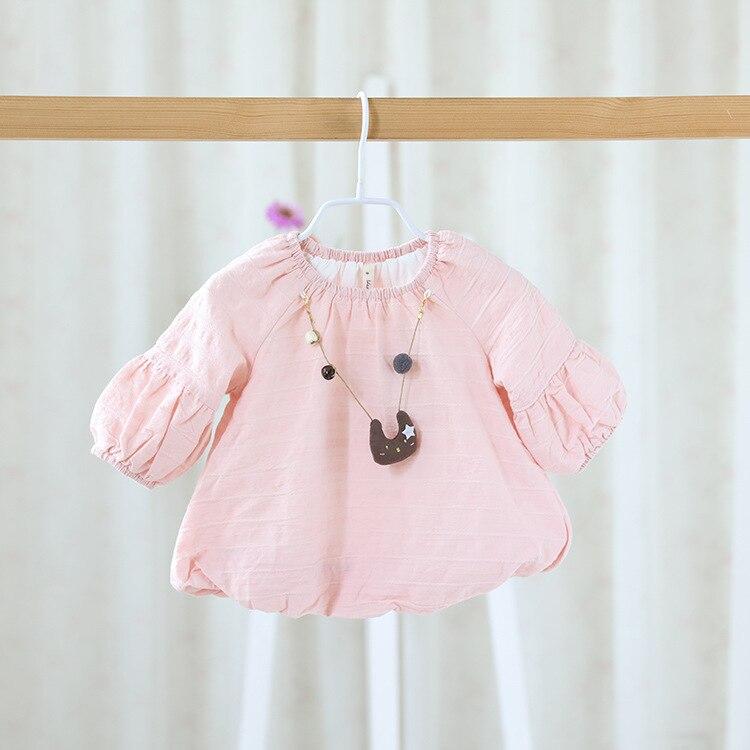 d123021d9592 In the autumn of 2016 new cute kids wear dress in infant girls dress ...