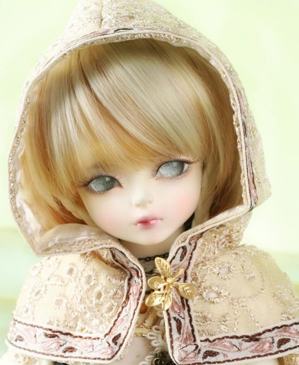 Yufei 1/6 scale BJD lovely kid sweet cute baby alkyrie Resin figure doll DIY Model Toys.Not included Clothes,shoes,wig