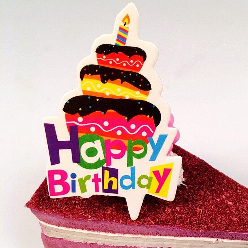 Numéro 2 deux anniversaire bougie Frozen Party Cake Topper FREE POST