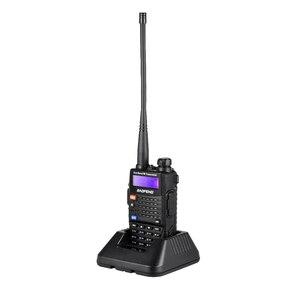 Image 5 - Baofeng UV 5RC更新バージョントランシーバーuhf vhfデュアルバンド双方向ラジオ5rハンドヘルドwalkyトーキーハムcbラジオcommmunicator