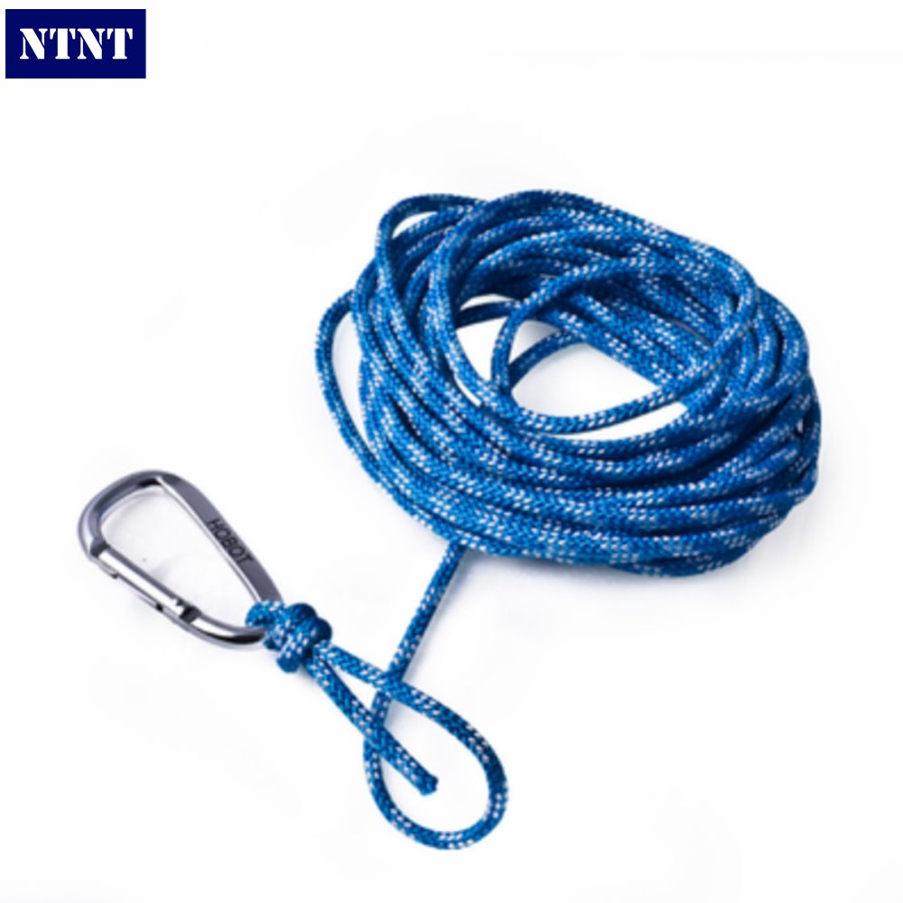 NTNT Free Post New 10M hobot168 hobot188 window cleaning robot Accessories Safety Rope line Extension line цена