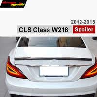 Mercedes W218 Carbon Faser Stamm Spoiler Auto Flügel für Benz 2012-IN CLS Klasse Fahrzeuge CLS350