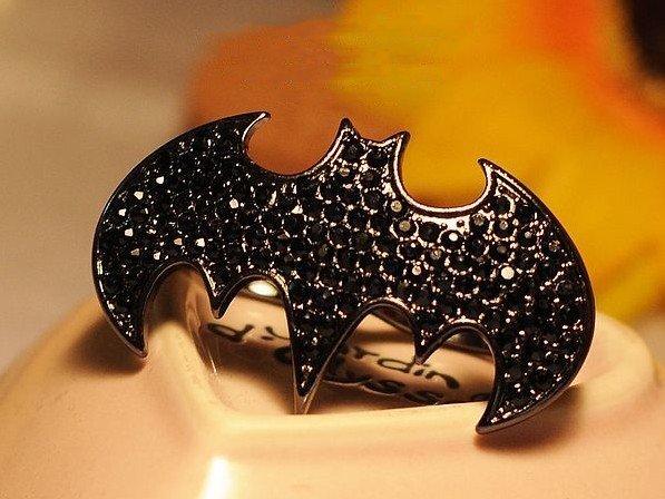 Batman Ring Dark