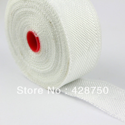 """Fiberglass Cloth Tape E-Glass Fiber 1"""" wide - 2.5cm x 30m - 3.5oz Glass Fiber"""