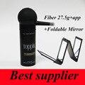 TOPPIK Miracle Hair hair thickening fibers hair fibers pump 4 expender foldable mirror set hair care