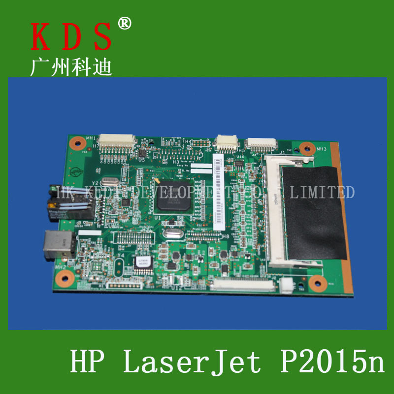 Motherboard For HP 2015DN Formatter Board  Q7804-60002 Used Pre-tested Logic Board Printer Parts hot 100% good quality for hp 2320nf formatter board motherboard
