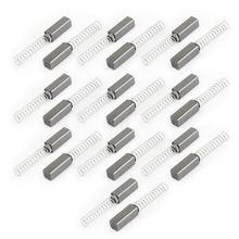 20 шт/10 пар карбоновые щетки для электродрели 3 см/118 дюйма