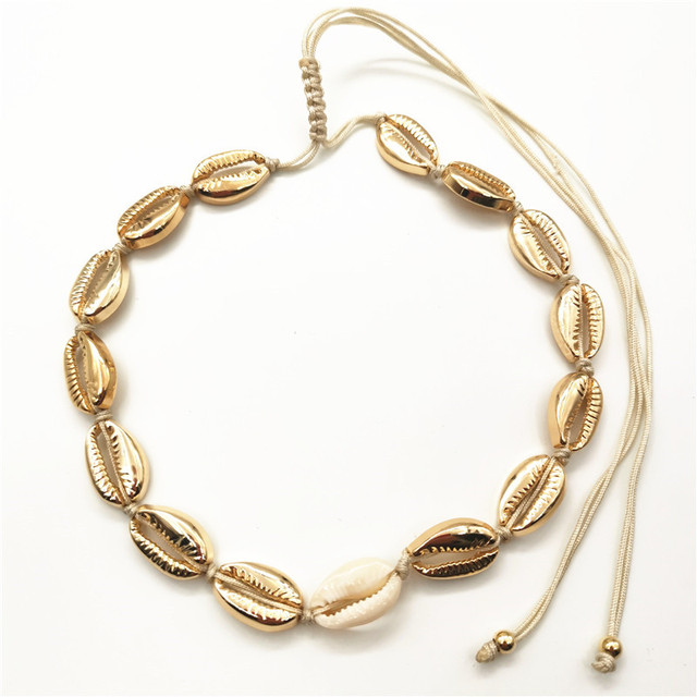 Shell Necklace - 13 Style 2