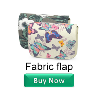 Fabric-flap
