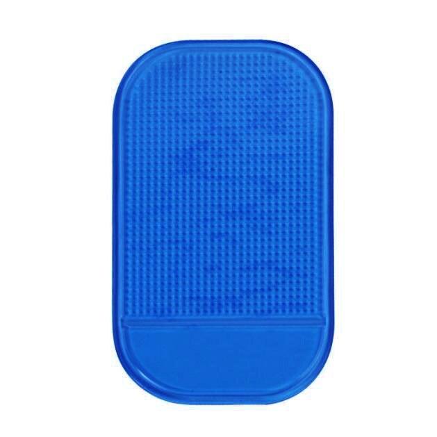 Industrioso Coche Magia Antideslizante Dashboard Sticky Pad Alfombrilla Antideslizante Soporte Para Gps Del Teléfono Celular De Camino De Invierno Pista De Agarre Giratoria N