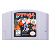 N64Game Fighting Force 64 Video Game Cartridge Console Card English Language US Version