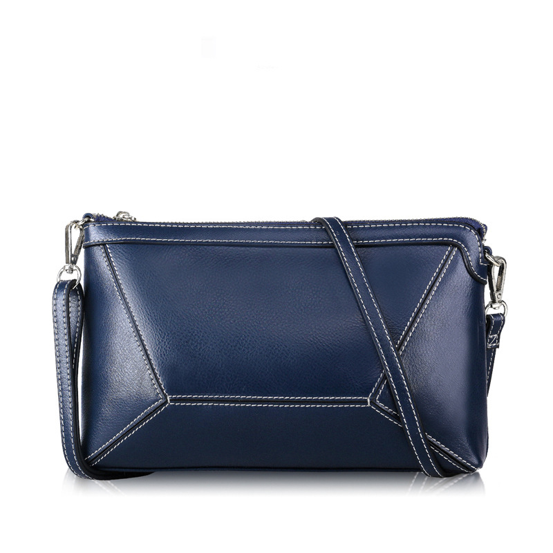 New Women Genuine leather Bag Stylish Handbag With Matching Colors Women Messenger Bags Womens Pouch Evening Party PackageNew Women Genuine leather Bag Stylish Handbag With Matching Colors Women Messenger Bags Womens Pouch Evening Party Package
