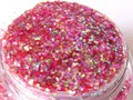 very beautiful blingbling holographic Cosmetic Glitter makeup foundation CG0007