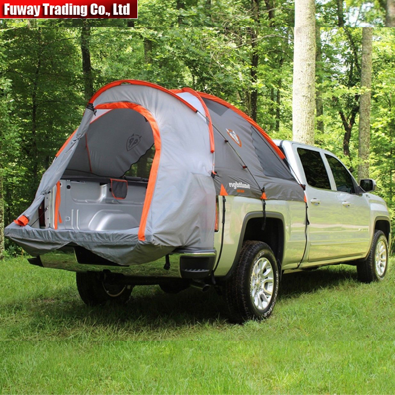 FUWAYDA Multi Purpose Car Truck Pickup Trolley Tents Car Bed for Sleeping Camping Self driving Traveling