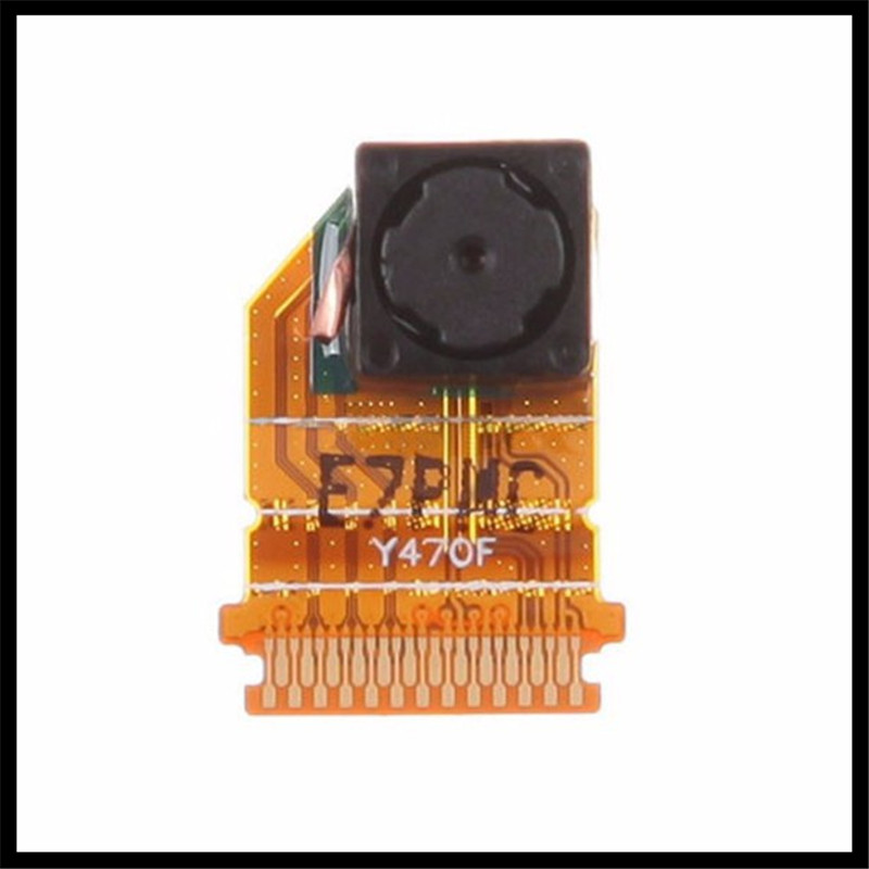 High Quality Replacement Parts Front Facing Camera For Sony Xperia Z3 D6603 D6643 D6653 D6653 Small Camera