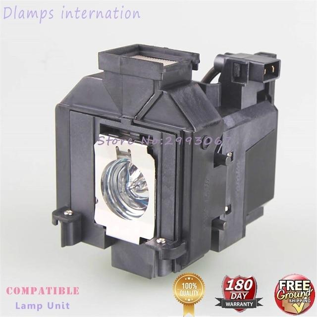 Per ELPLP69 Modulo Lampade Del Proiettore per EPSON EH TW8000/TW9000/TW90000W/TW9100 PowerLite HC5010 Proiettori