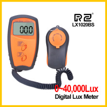 Портативный цифровой УФ-светильник, ручной измеритель интенсивности UVA UVB, измеритель интенсивности, люксметр, уличный светильник, радиометр, люксметр UV340B