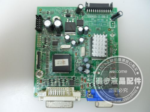 Free Shipping>Original  w19 driver board 715G1423-2-512-2 motherboard package Good Condition new test-Original 100% Tested Worki free shipping original 100% tested working 2333gw 2343bw driver board bn41 01085a 2333sw motherboard package test