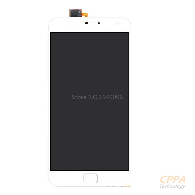 Nueva Pantalla LCD + Asamblea de Pantalla Táctil Digitalizador Para Meizu MX4 Pr
