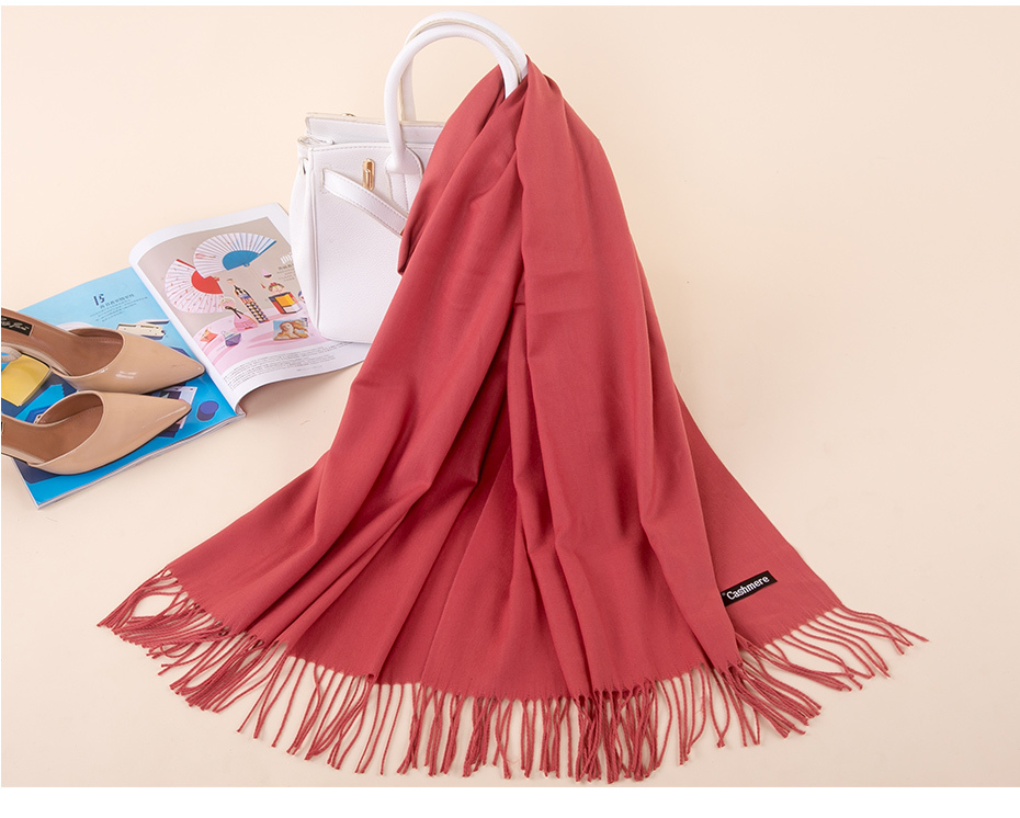 Su comercio tiene que asegurarse de que antes de comprar un CACHEMIR  Pashmina chal bufanda Foulard mujer robó el cuello de lana de algodón  viscosa Hijab ... 06438ecfc09