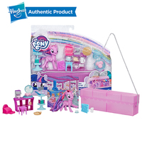 Hasbro 7.62cm My Little Pony On The Go AST Rarity Twilight Sparkle Action Figure Collection Model Doll For Kids Gifts