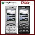 K800i original desbloqueado sony ericsson k800i 3g gsm tri-band 3.2mp câmera bluetooth rádio fm java telefone celular frete grátis