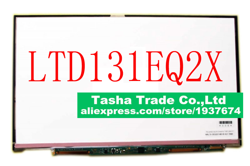 LTD131EQ2X For Sony Vaio VGN-Z  VGN Z HD+ 1600x900 Laptop LCD Screen LED Display Matrix вытяжка bosch dwb 098j50