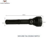 AMUTORCH JM26 CREE XM-L2 U4/XHP-70 potente impermeabile led torch linterna torcia 26650 torcia tattica sconto Speciale