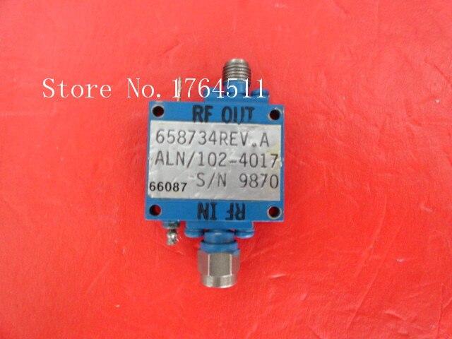 [BELLA] CTT ALN-102-4017 Vin:15V SMA Supply Amplifier
