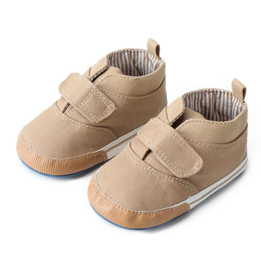 Baby Shoes Fashion Solid Color Canvas Shoes Soft Prewalkers Casual Baby Girl Boys Shoes Baby Moccasins
