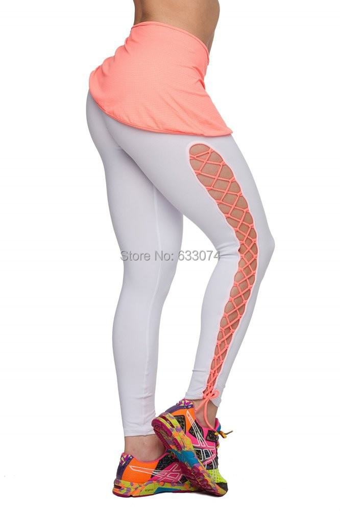 a7a613f2e6 Today's top deals 2 colour women's high waist yoga shorts nets pants,spandex  fitmess sport running leggings pants for lady on Aliexpress.com | Alibaba  Group