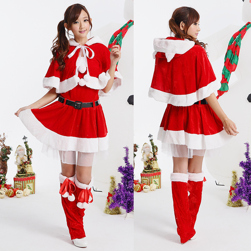 2014 autumn the shawl Christmas clothing women feeling cloak ...