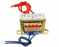 1 12VAC Output Voltage 10W EI Ferrite Core Input 220V 50Hz Vertical Mount Electric Power