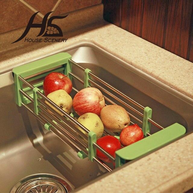 Moderno Almacenamiento Encimera De La Cocina Festooning - Ideas de ...