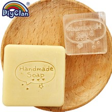 Handmade Resin Soap Stamp Star Clear Diy Natural Organic Glass Seal Acrylic Making Chapters 3Z0295SH