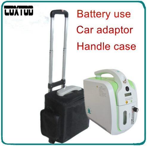 COXTOD DC12V/110V/220V Oxygen Concentrator Portable Oxygen Generator for Health Care Medical and Beauty Use Rejuvenate Oxygen