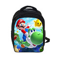 Anime Sonic Boom / Mario Backpack Minions Students School Bags Boys Girls Daily Backpacks Children Bag Kids Best Gift Backpack