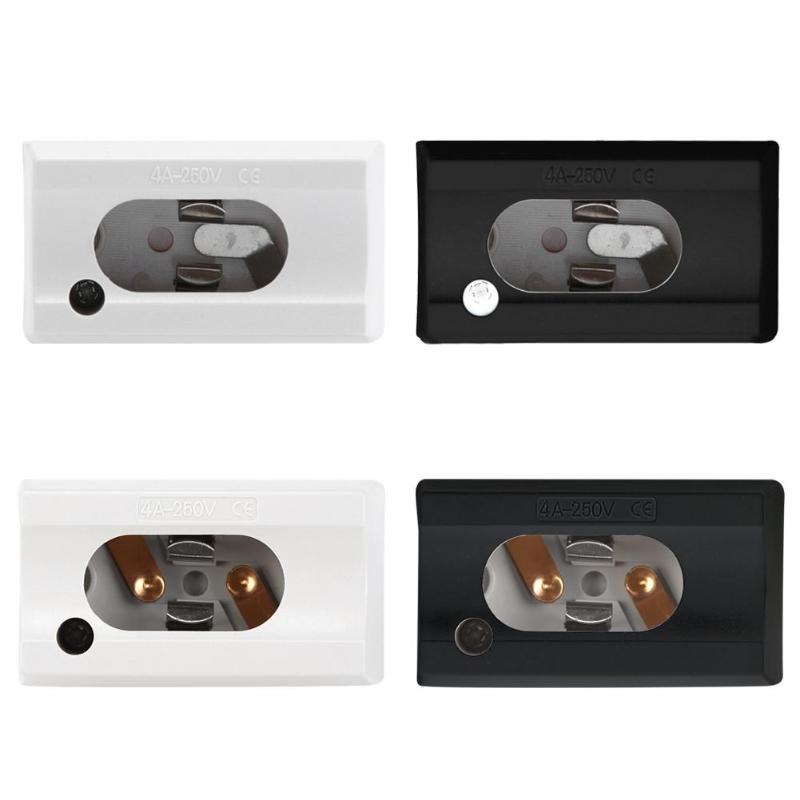 S14S/S14D Lamp Holder AC85-250V Mirror Wall Light Socket Base Adapter
